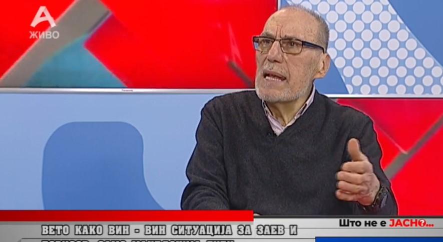 Никовски: Заев подготвен да капитулира пред Бугарија