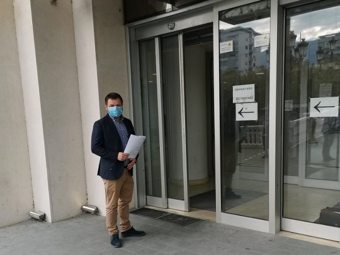 """Општина Центар поднесе кривична пријава против управителот на кафулето """"Интермецо"""""""