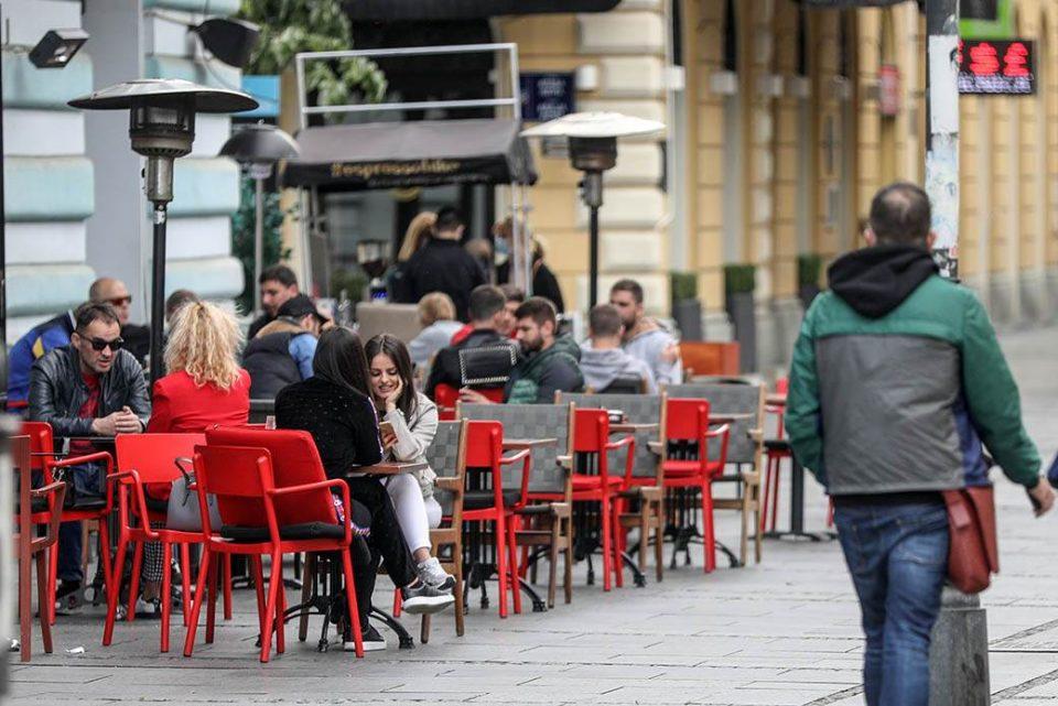 Од денеска во Србија строги мерки за работа на ресторани, обложувалници, трогвски центри