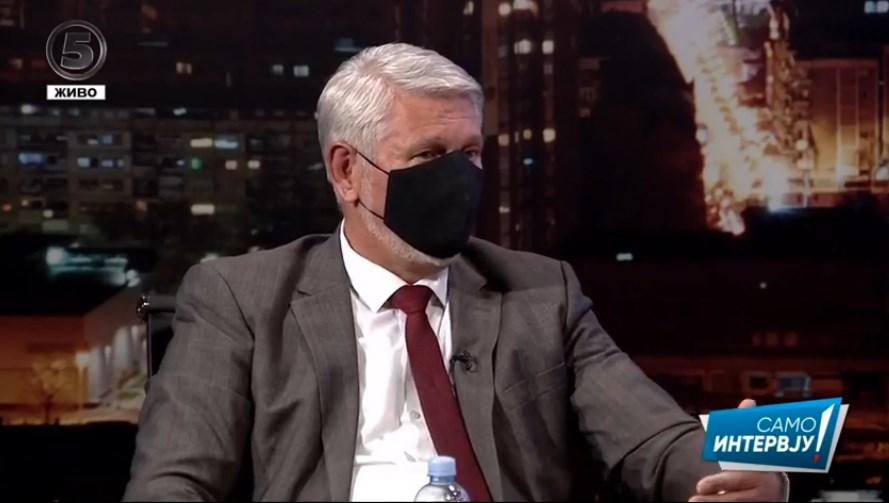 Јакимовски: Понижени сме од Бугарија, а Заев многу работи им ветува