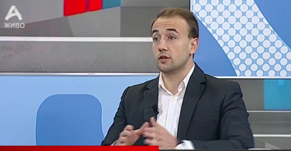 Стојаноски: ВМРО-ДПМНЕ ќе ги преземе сите демократски методи за Кацарска да не стане Уставен судија
