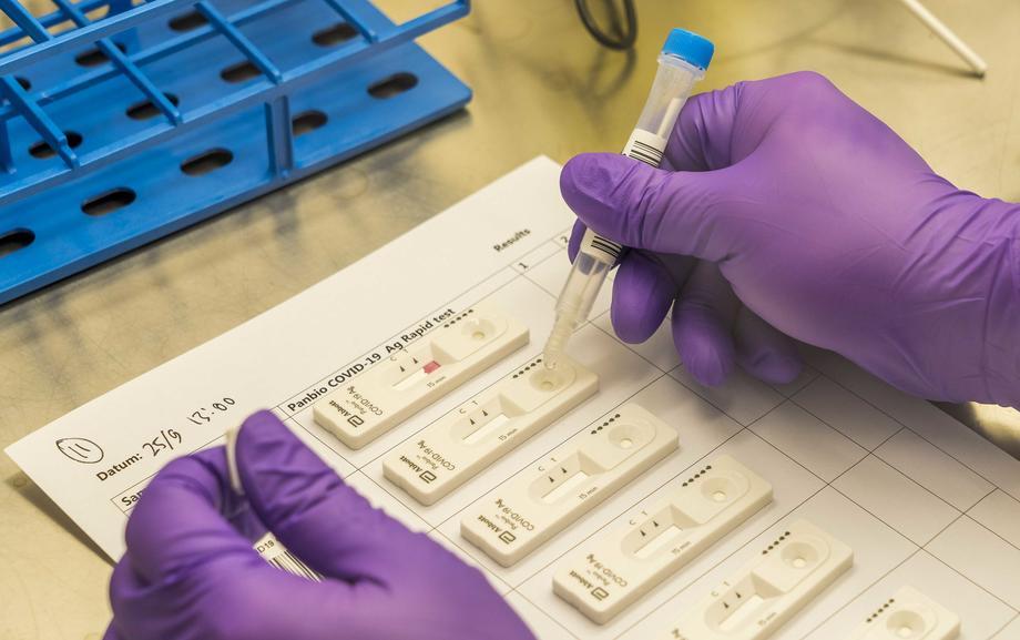 Обвинение против шест лица: Фалсификувале ПЦР тестови