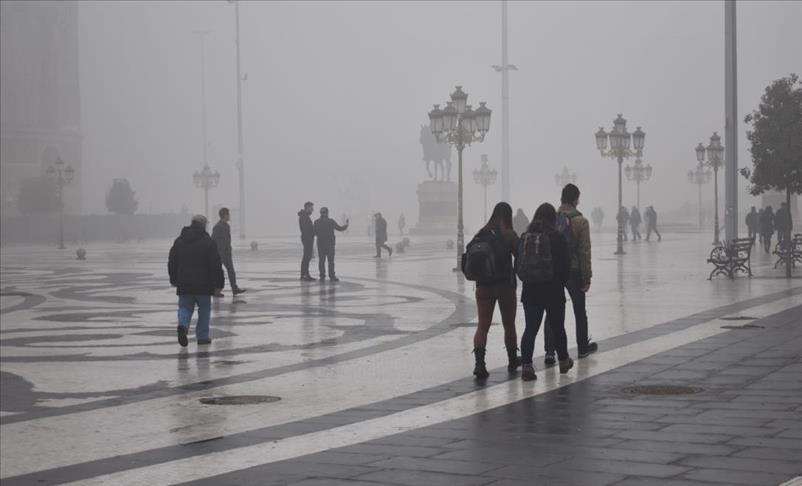 Македонија се гуши – Скопје 7-ми најзагаден град во светот