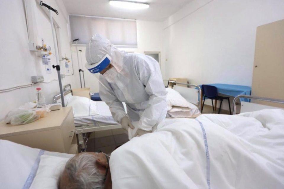 Во болниците во земјава се лекуваат вкупно 1197 заболени со ковид