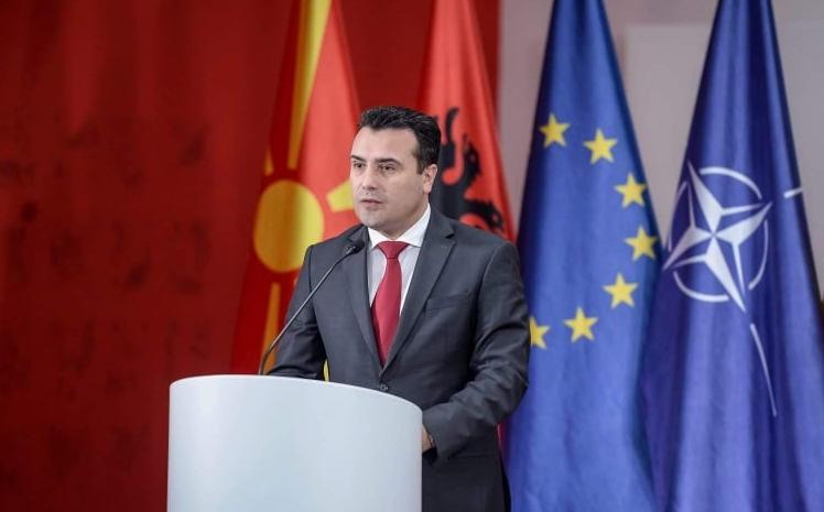 Заев го честиташе Денот на албанската азбука: Јазикот и азбуката се дел од генетскиот код на еден народ