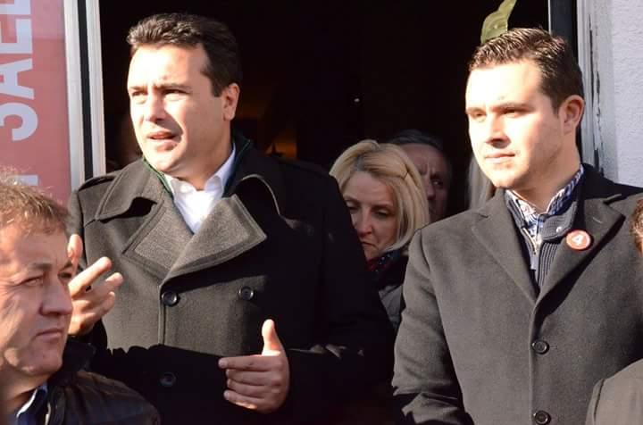 Костадинов: СДСМ носи храбри и патриотски одлуки