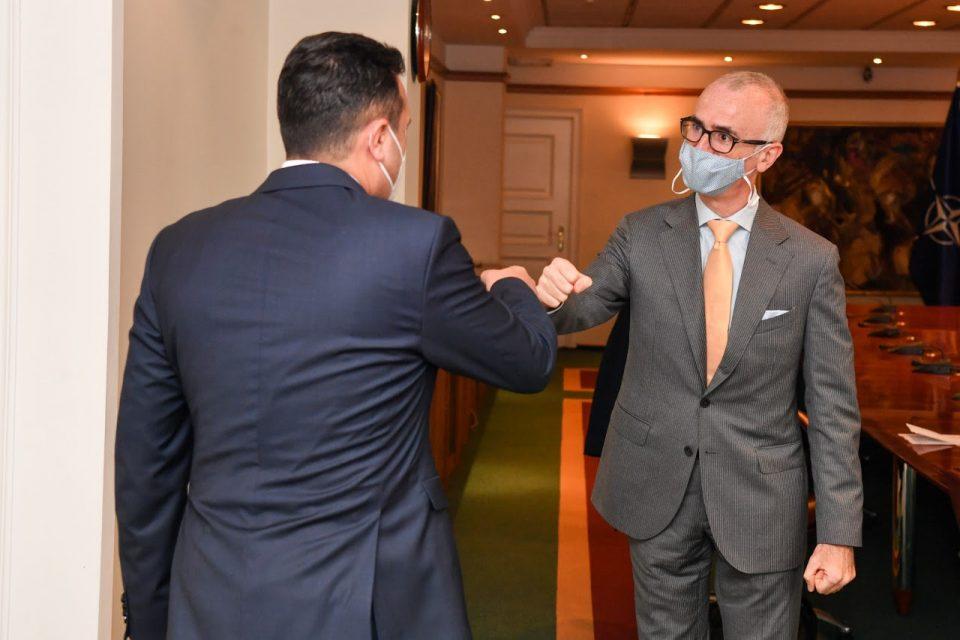 Италијанскиот амбасадор: Билатералните прашања да не го условуваат процесот на проширување на ЕУ