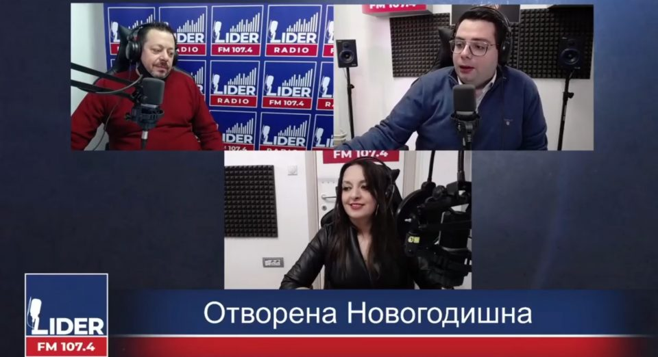 (ВИДЕО) Еве што му посака Мицкоски на Заев за Нова Година!