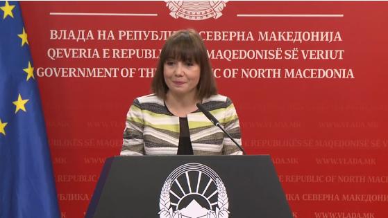 Царовска демантира дека  планирала да ја укине групата македонски јазик на Филолошкиот факултет