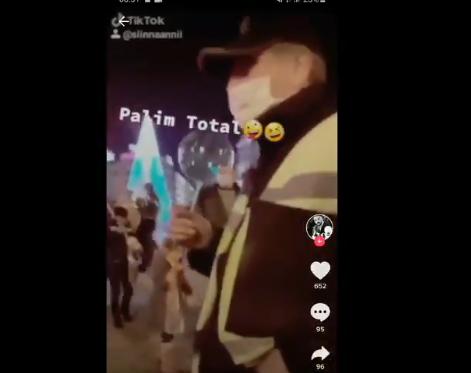 (ВИДЕО) Арачиновец до полицаец: Да се разбирам, ама не сакам да зборувам македонски