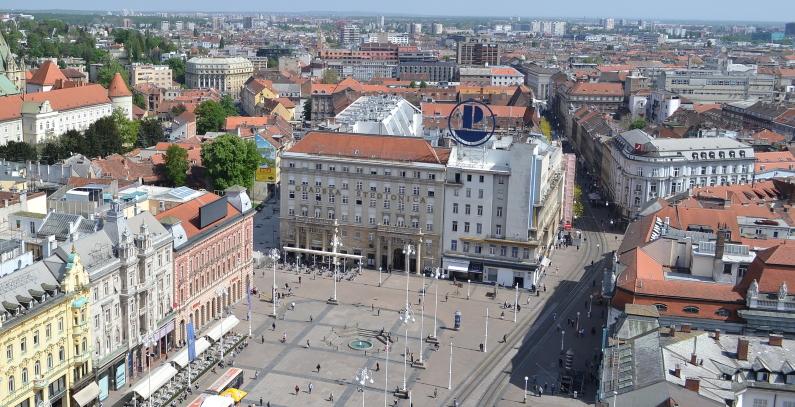 Земјотрес го погоди Загреб
