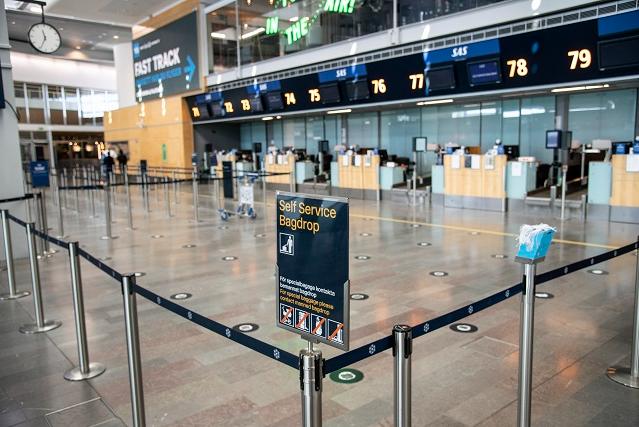 Шведска ги затвора границите првпат од почетокот на пандемијата