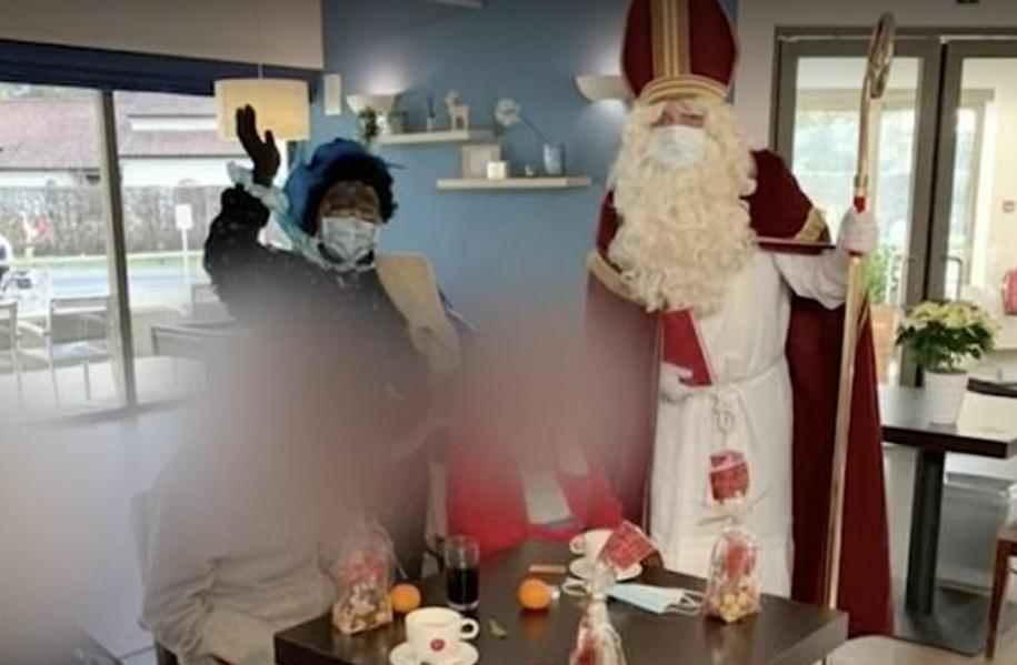 Дедо Мраз заразил 118 лица со Ковид-19 во белгиски дом за стари лица