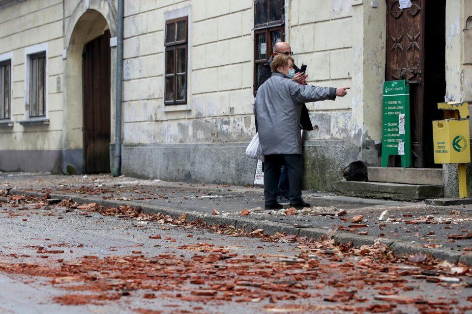 Нови потреси во Петриња: 57 земјотреси регистрирани за 73 часа