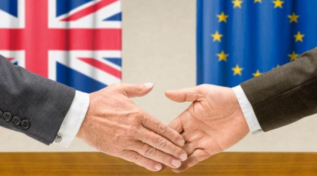ЕУ и Велика Бртанија утре ќе го потпишат Договорот за трговија