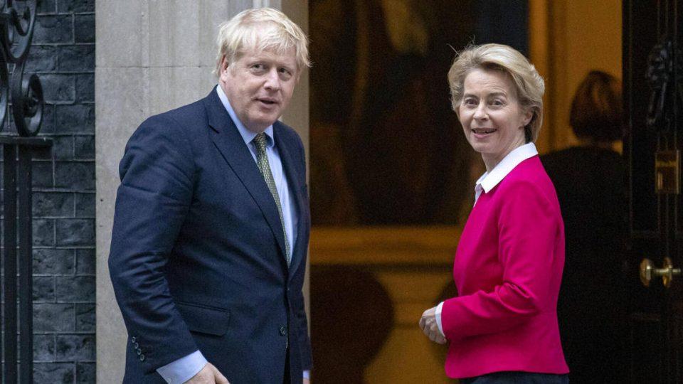Фон дер Лајен: Преговорите меѓу ЕУ и Велика Британија ќе продолжат