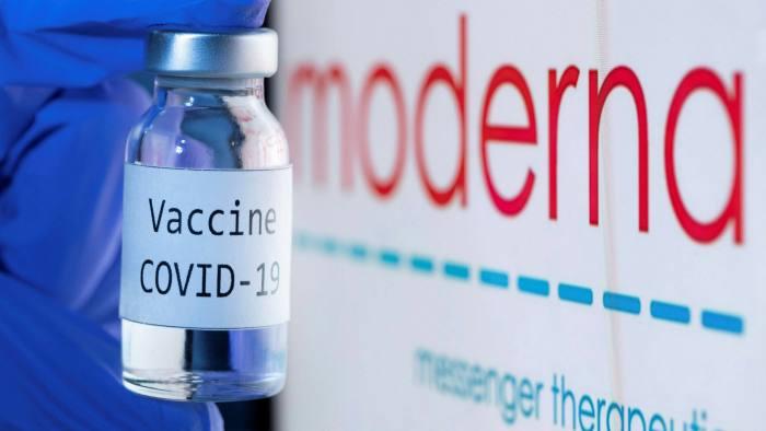 """""""Модерна"""" ја откажа испораката на вакцини во Полска"""