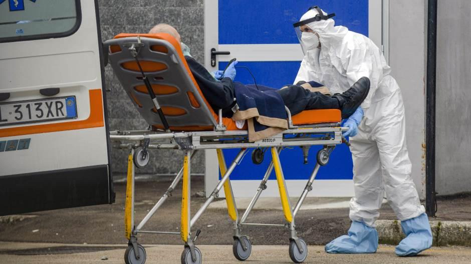 Бројот на починати од Ковид-19 во Италија надмина 60.000