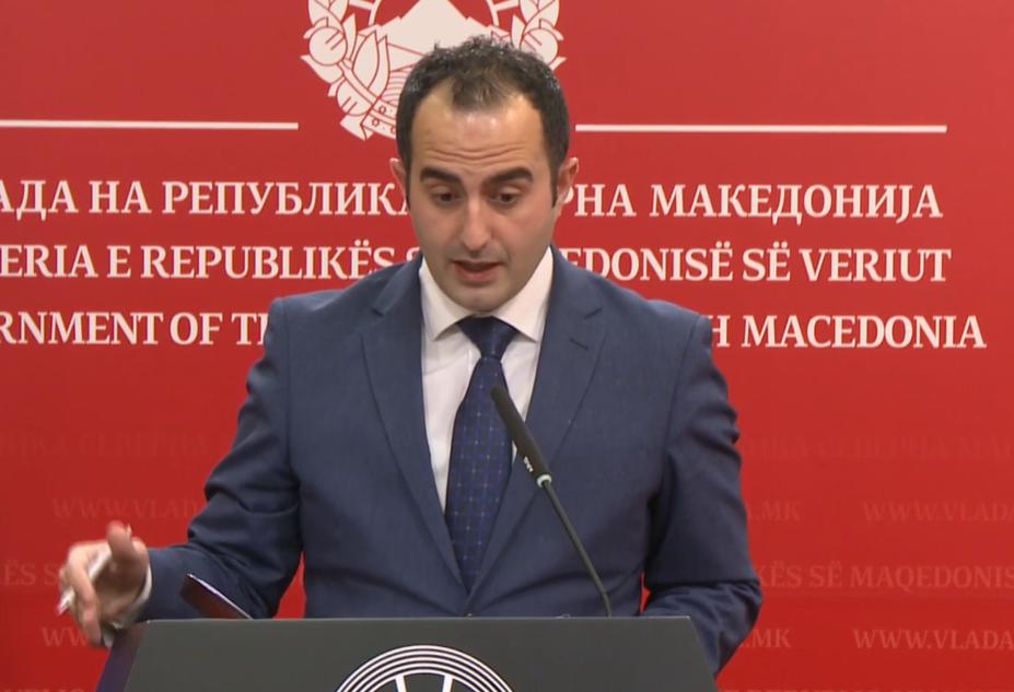 Шаќири: Платите на административците се зголемени само во министерството на Груби