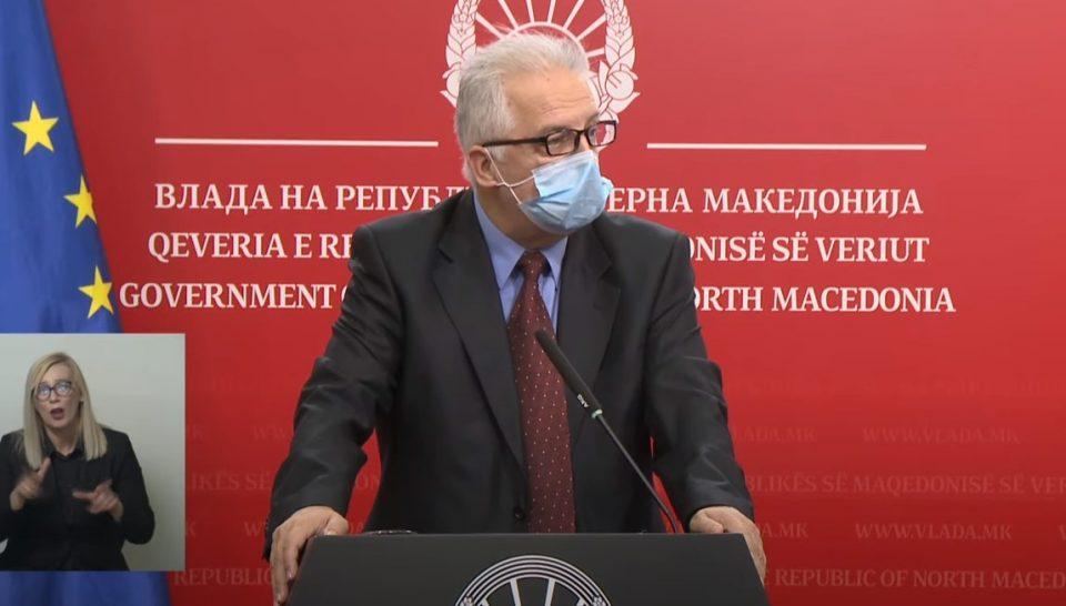 Караџовски: Патувањата не се лимитирани, ние не можеме да делуваме кој и каде ќе ја дочека Новата година