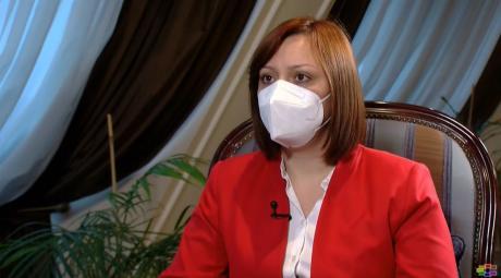 Димитриеска-Кочоска: Манипулирате со една милијарда евра, сетот ковид-мерки е 344 милиони евра