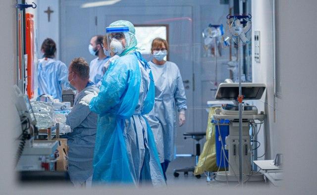 Изминатата недела зголемен бројот на новозаболени од Ковид-19 во Европа