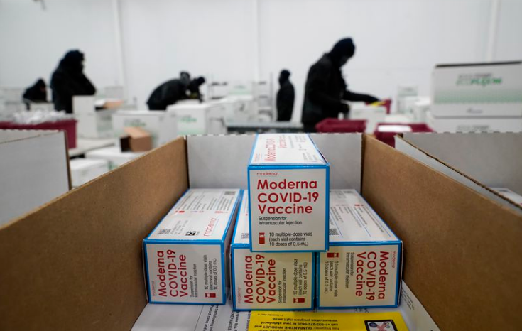 Во Хрватска пристигнаа првите вакцини на Модерна
