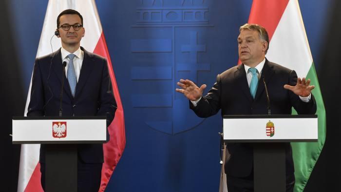 Полска и Унгарија се согласија на компромис со Германија, ќе го деблокираат буџетот на ЕУ