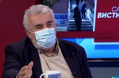 Пановски: Британскиот сој на вирусот полесно се шири, граѓаните да не се опуштаат