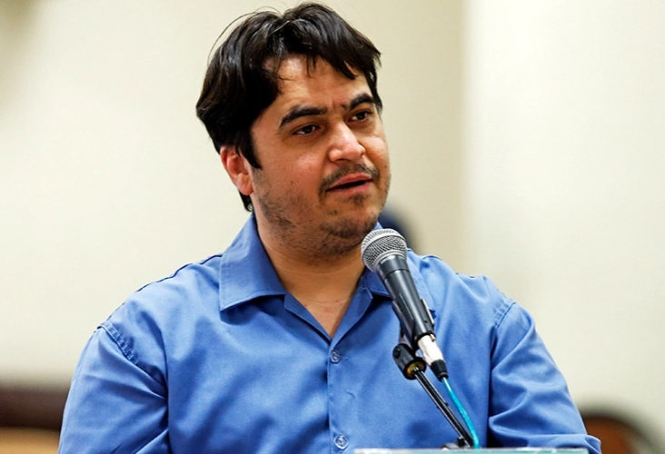 Иран ја потврди смртната казната за новинарот Зам