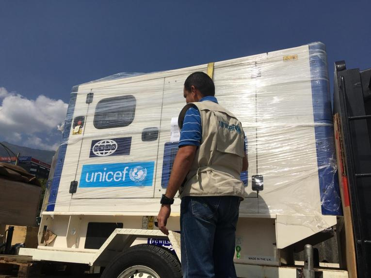 Транспортот на дел од вакцините против КОВИД-19 ќе се реализира преку УНИЦЕФ