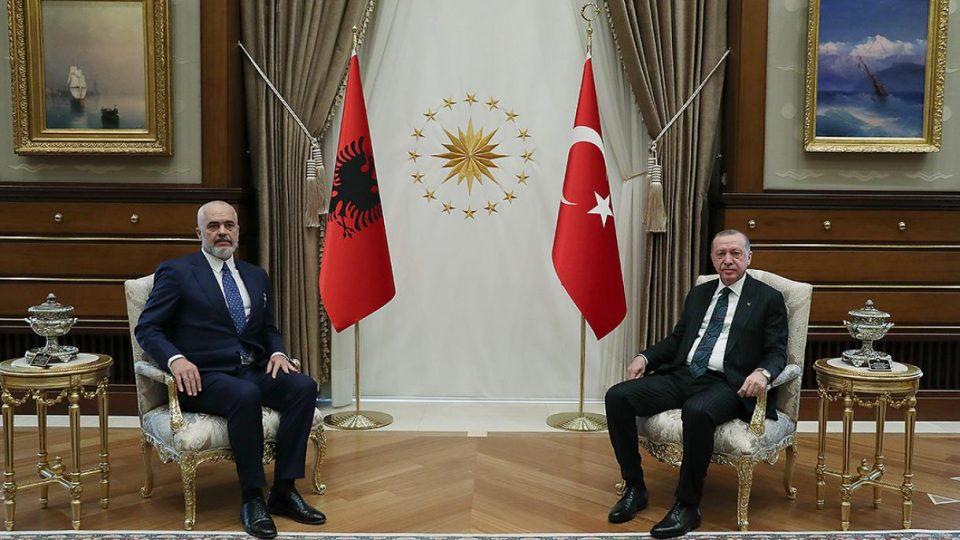 Рама и Ердоган формираа Совет