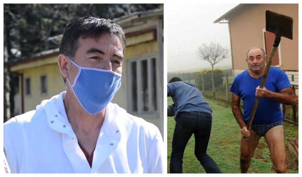 ПРЕД ДОМОТ НА ЉУБОВНИЦАТА: Директорот на охридската болница не нападна со лопата, имаше и пиштоли – сведочи охриѓанец!