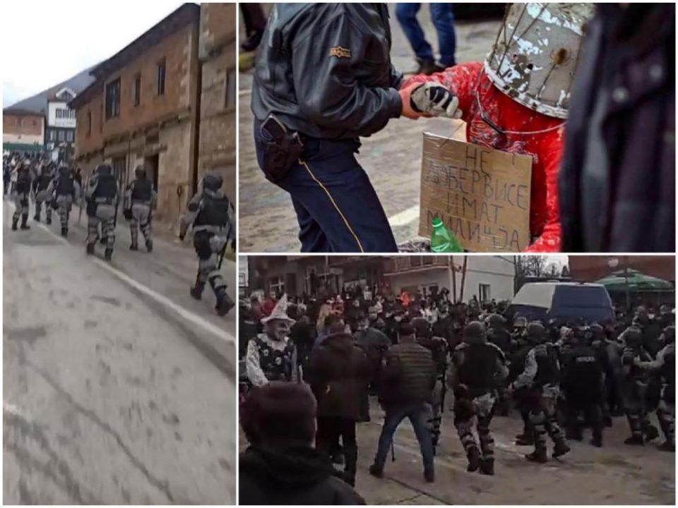 Милошоски за полициската интервенција во Вевчани: Единствениот карневал кој е дозволен е карневалот во Владата