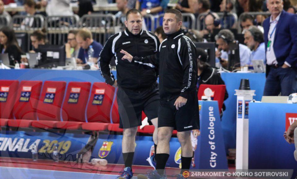 Начевски и Николов со трет натпревар – ќе им судат на Хрватска и Катар