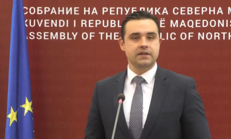 Костадинов: Медиумските работници да не стравуваат, АВМУ И МРТВ ќе добијат  независни и стручни совети со измените на Законот