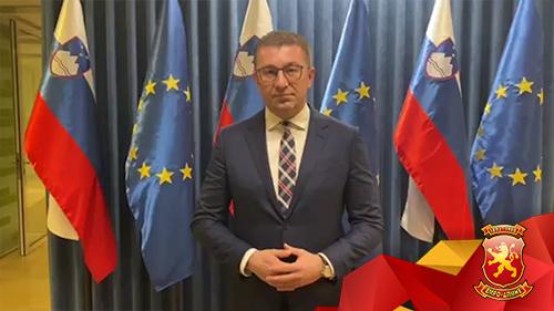 (ВИДЕО) Мицкоски по средбата со премиерот Јанша: Економијата е девастирана што е последица на неспособноста на владата