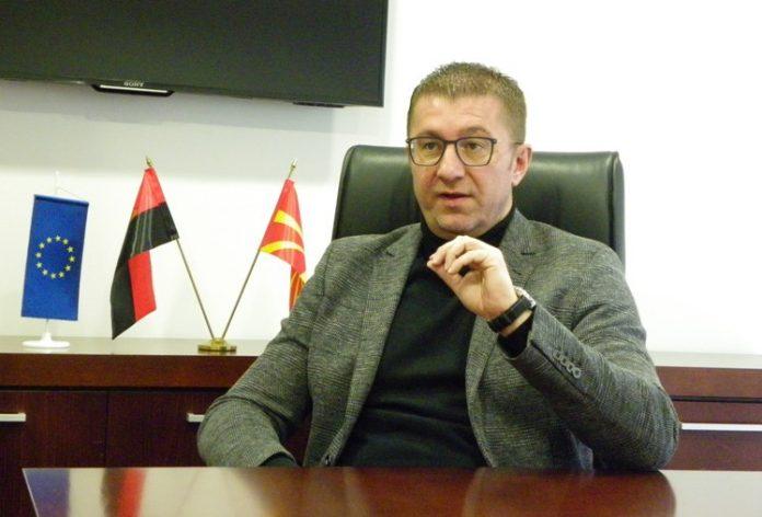 Мицкоски: Оваа власт освен што е неспособна и делува изгубено, ВМРО-ДПМНЕ на брза лента ќе ја внесе Македонија во ЕУ
