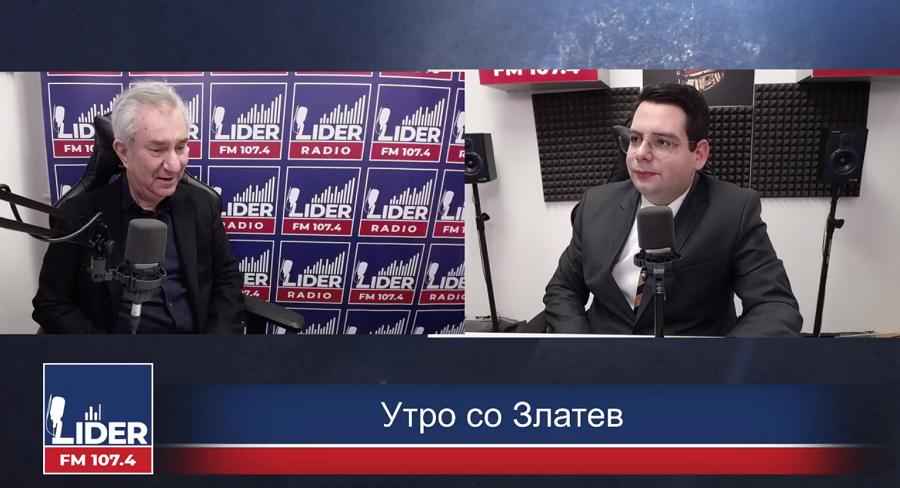 (ВИДЕО) Димовски: Законот за попис е резултат на претходно договорени работи меѓу партиите од власта