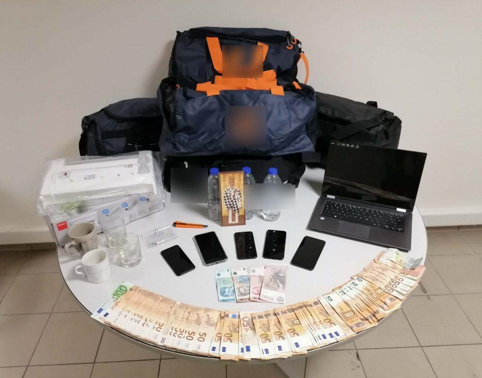 Запленети 324 килограми кокаин: Полицијата во Солун разби меѓународна мрежа за шверц на дрога