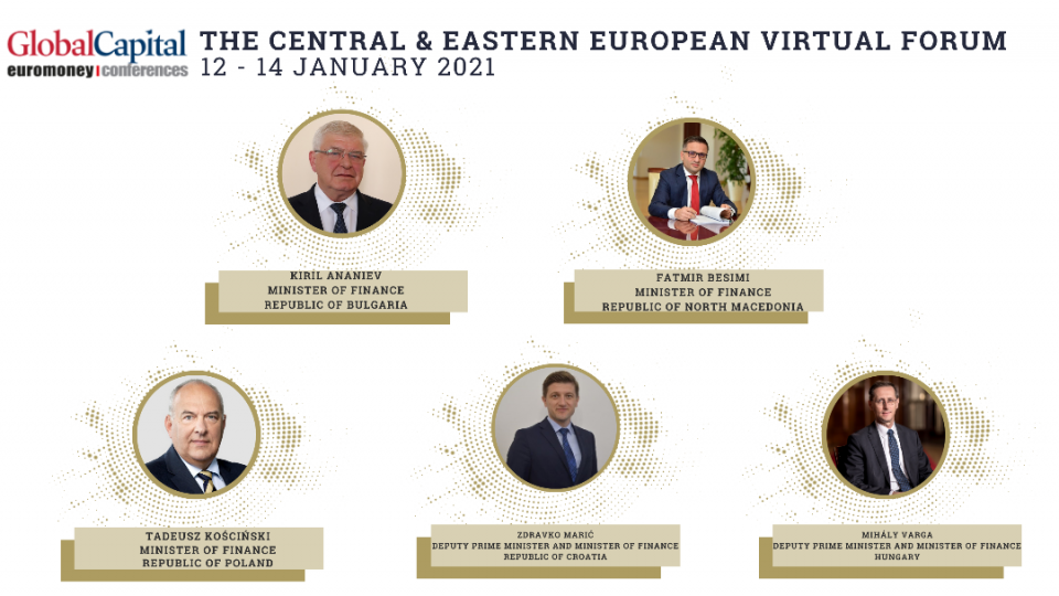 """Бесими пред инвеститорите на форумот """"Euromoney"""" се пофали со извозот од странските компании"""
