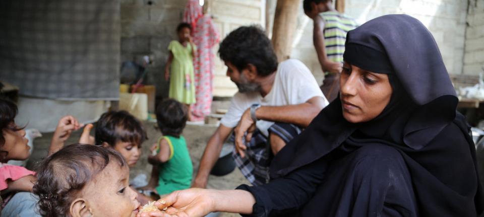 ОН предупредува: На Јемен му се заканува глад невиден во последните 40 години