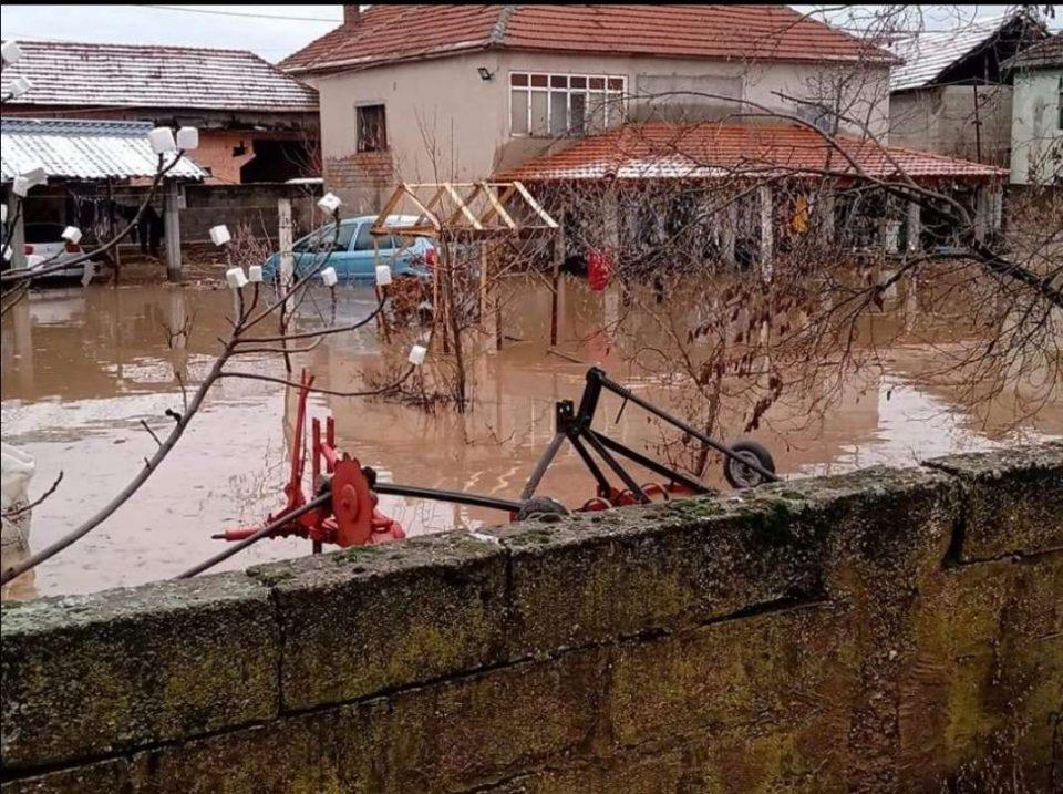 Прогласена вонредна состојба на југот од Србија