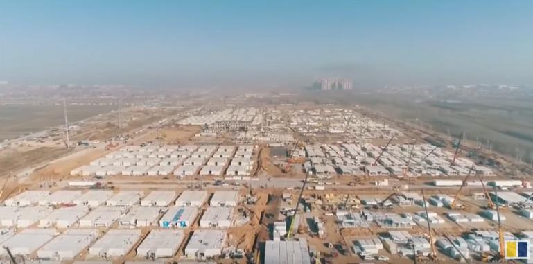 (ВИДЕО) Како изгледа Ковид центарот за карантин во северна Кина
