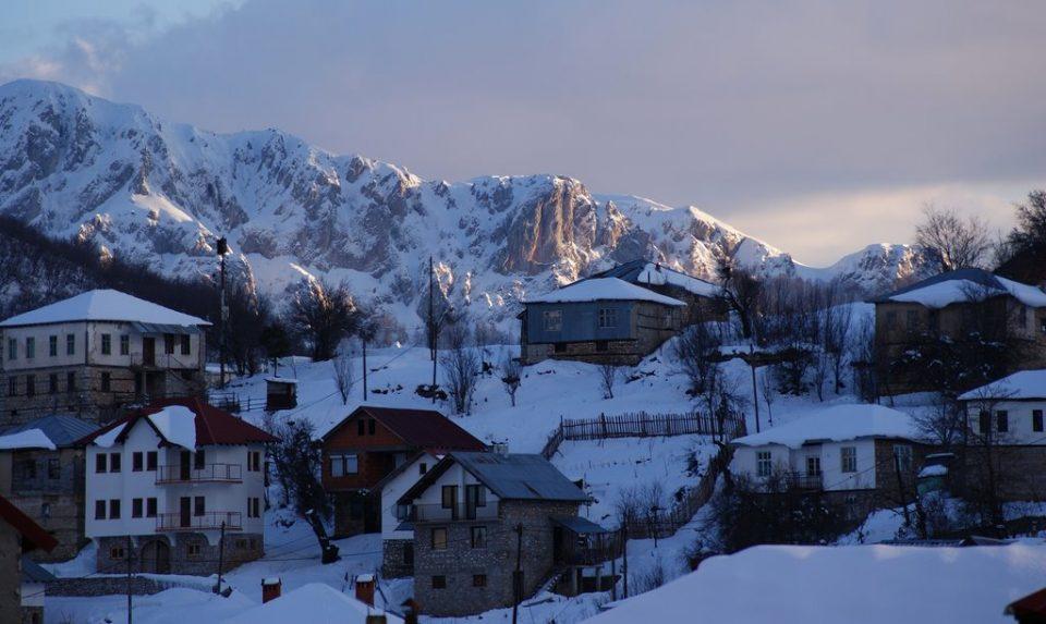 Утрово најстудено во Лазарополе, најмногу снег на Попова Шапка