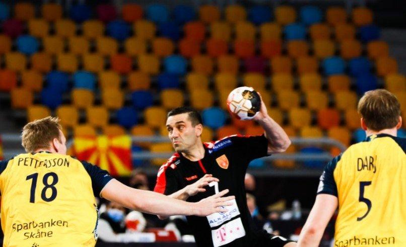 Шведска прејак противник, Македонија со пораз го започна Светското Првенство