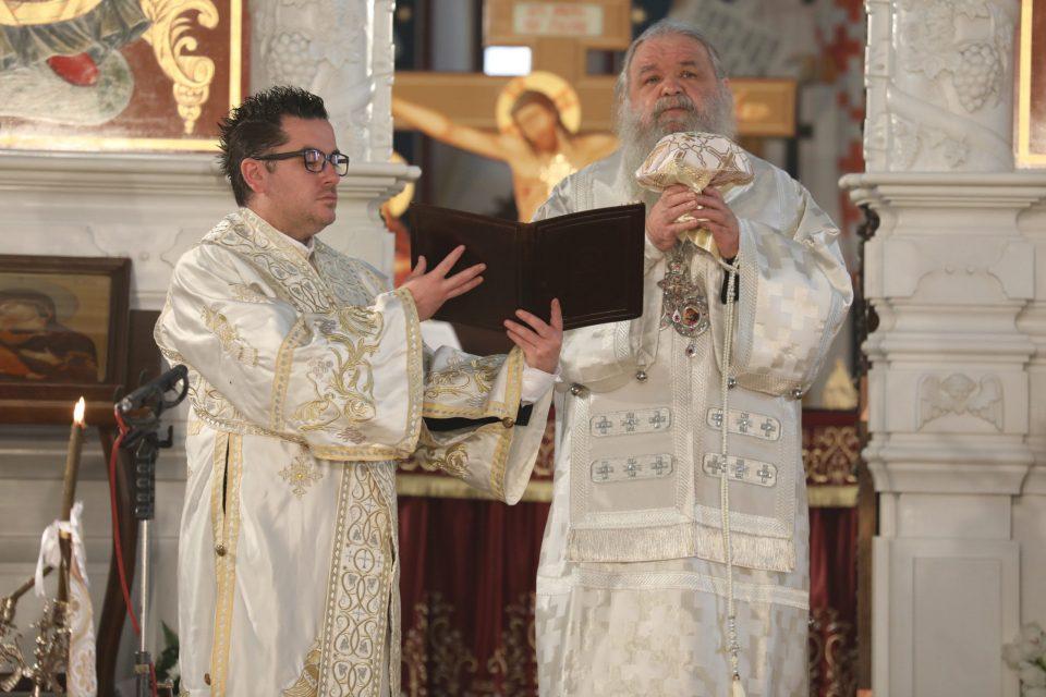 Богојавление – Водици одбележан со свети литургии во црквите