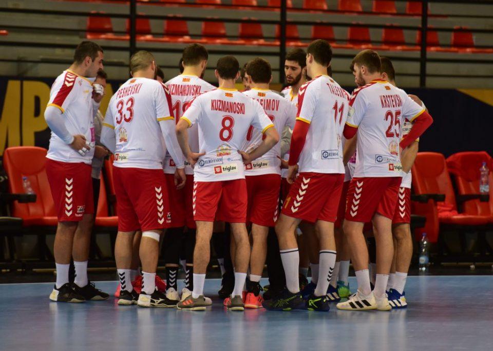 Македонската ракометна репрезентација победи и против Чиле