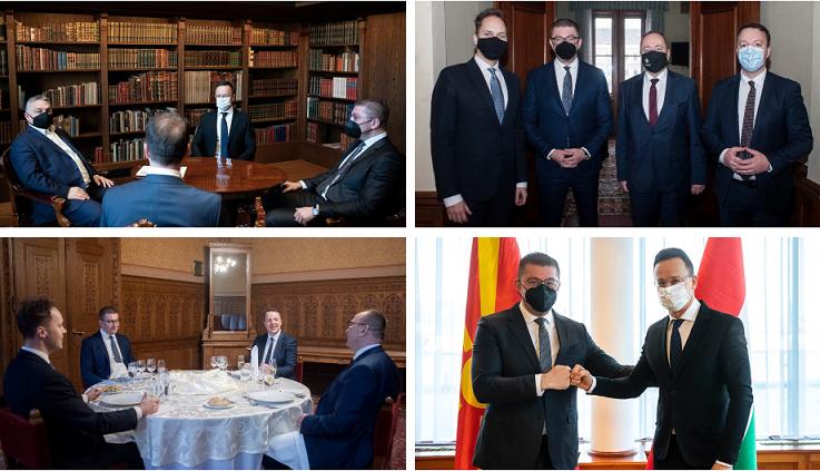 Мицкоски попладне во Љубљана на средба со премиерот Јанша