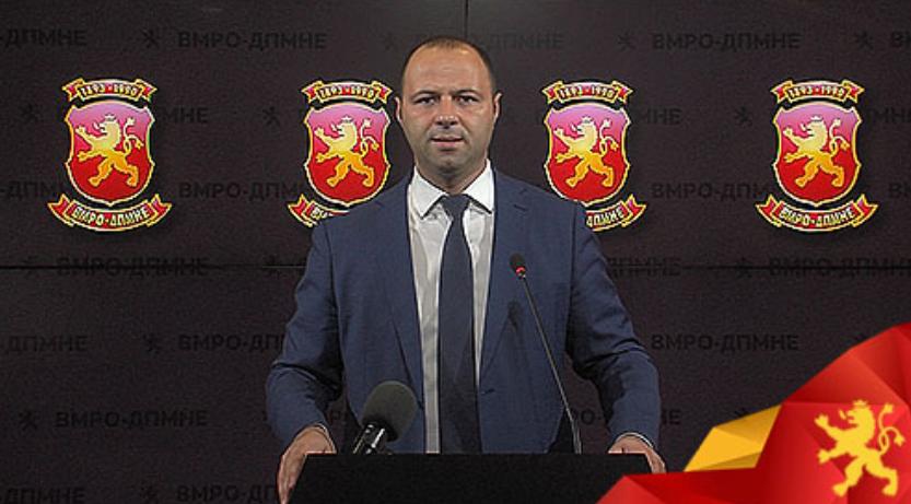 Мисајловски: ВМРО -ДПМНЕ ќе поднесе интерпелација за Николовски и Маричиќ